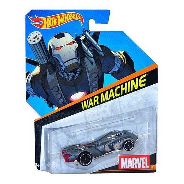Автомобиль базовый Hot Wheels Marvel BDM71 (в ассорт..