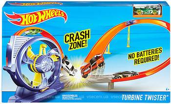 Трек Hot Wheels Turbine Twister