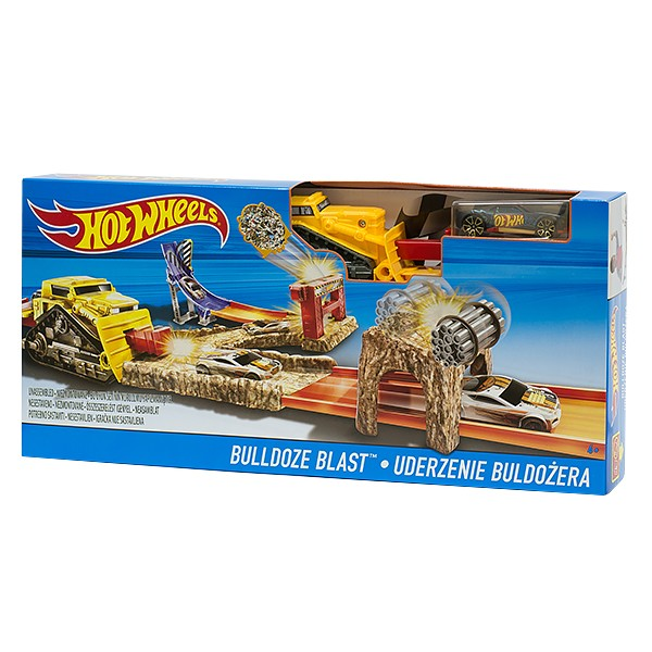 "Трек Hot Wheels ""Daredevil Derby"" DNR74/3"
