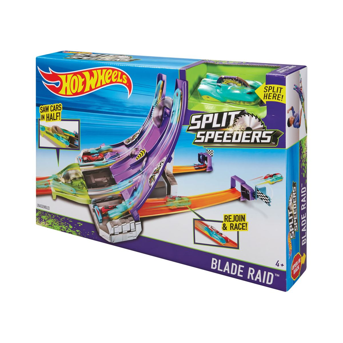 Трек Hot Wheels Split Speeders
