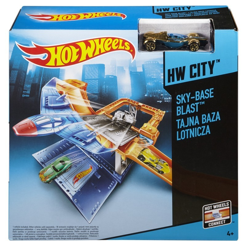 "Набор Hot Wheels ""Готов к игре"" X9295/5"